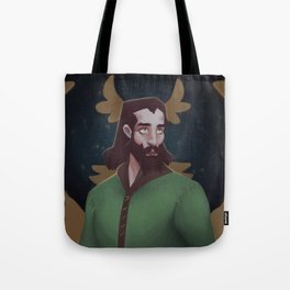 Warden Blackwall Tote Bag