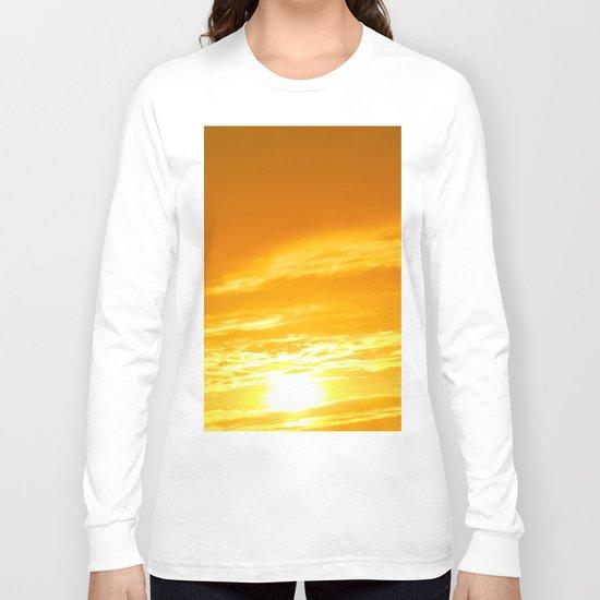 Μy Νeighborhood Sunset Long Sleeve T-shirt