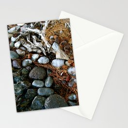 Northern California in Detail near Donner Lake Stationery Cards