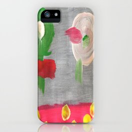 Mother & Daughter iPhone Case