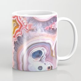 Agate Gem slice Coffee Mug