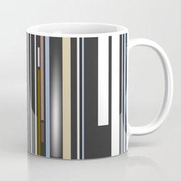 Abstract Compostion 698 Coffee Mug