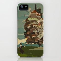 Moving Castle Slim Case iPhone (5, 5s)