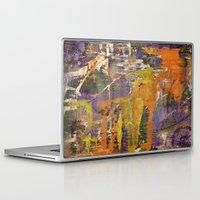 chaos Laptop & iPad Skins featuring Chaos by BruceStanfieldArtistPainter