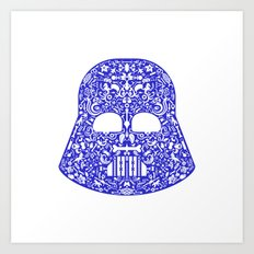 Darth Art Print