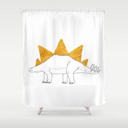 Stegodoritosaurus Shower Curtain