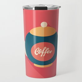Coffee Kettle Travel Mug