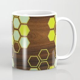Hex in Green Coffee Mug