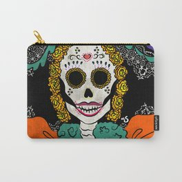 La Catrina Carry-All Pouch