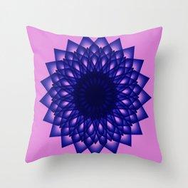 Modern & Decorative Star Pattern Throw Pillow