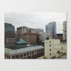 Portland 003 Canvas Print
