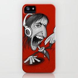 David Guetta iPhone Case