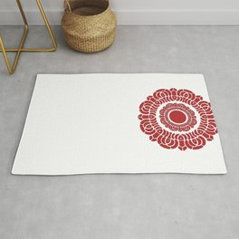 LoK: Red Lotus Rug