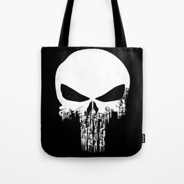 Weapons Of Punishment - Punisher Comic Tote Bag