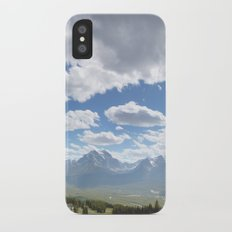 Canada, Rocky Mountains iPhone X Slim Case
