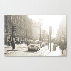 Loving London Canvas Print