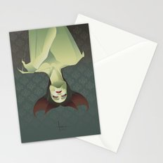 SLEEPING BANSHEE Stationery Cards