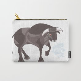 Spain Bull Carry-All Pouch