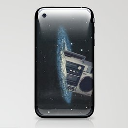 The Big Boom iPhone & iPod Skin