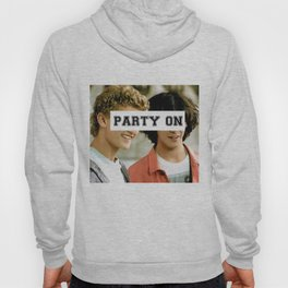 Party on dude Hoody