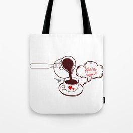 Sourj Love Tote Bag