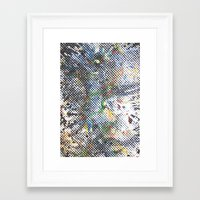 buddhism Framed Art Prints featuring Buddhism Forest by pathos_design