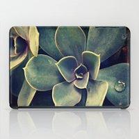 succulent iPad Cases featuring Succulent by KunstFabrik_StaticMovement Manu Jobst
