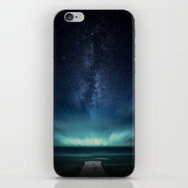 Space Dock iPhone Skin