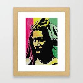 Roots Reggae Framed Art Print