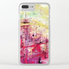 Intensity 1 Clear iPhone Case