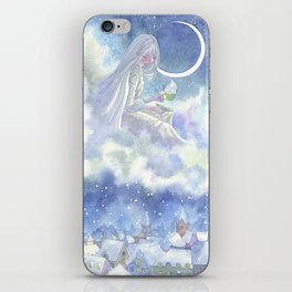 On the Cloud iPhone Skin