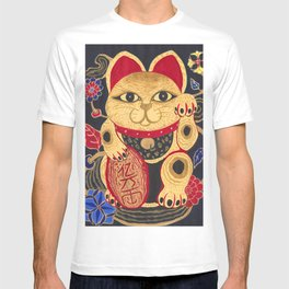 The Gold Cat T-shirt