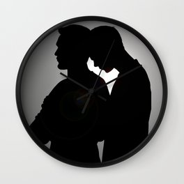 then listen to me now Wall Clock