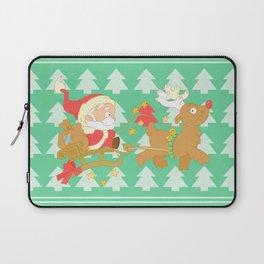Santa 2014 Laptop Sleeve