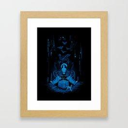 Retirement (Replicant) Framed Art Print