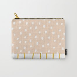 SNOW BLOSSOM Carry-All Pouch