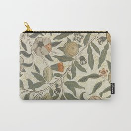 Modern poster-William Morris-Vegetable print 1. Carry-All Pouch