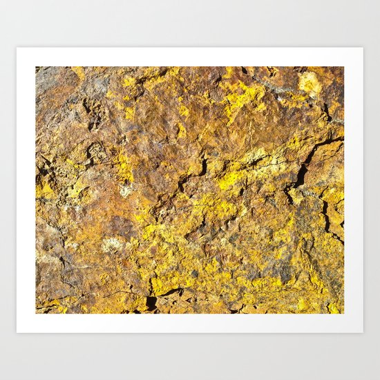 Elemental Exposure Art Print