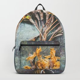 Bunch Of Daffodils Backpack