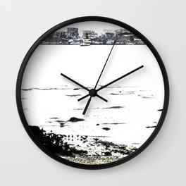 View 1 Wall Clock