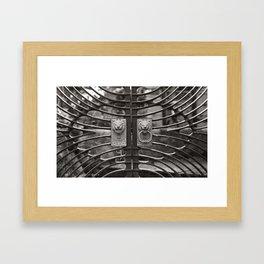 portal, june 2018 Framed Art Print