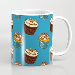 Pattern-cupcakes,-sweets,-food,-dessert,-dragee Coffee Mug