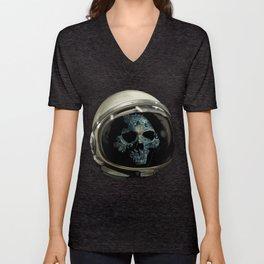 Holy Starman Skull II Unisex V-Neck