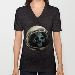 Holy Starman Skull II Unisex V-Neck