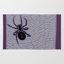 Black Widow (Gothic palette) Rug