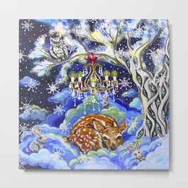 Winter dream Metal Print