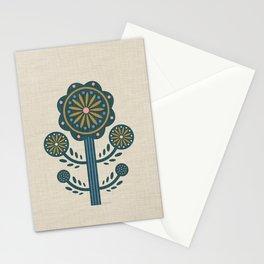Scandi Blossom Multicolor Stationery Cards