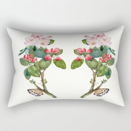 Apple flowers Rectangular Pillow