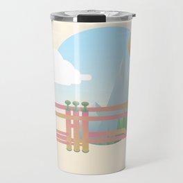 Summer Ballad Travel Mug