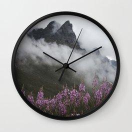 Georgia II Wall Clock